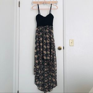 American Rag high low floral dress